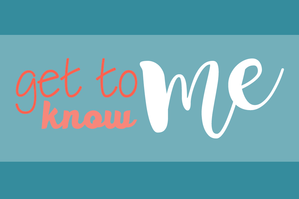 Get to know me - 21 Questions by Simply Everything Me